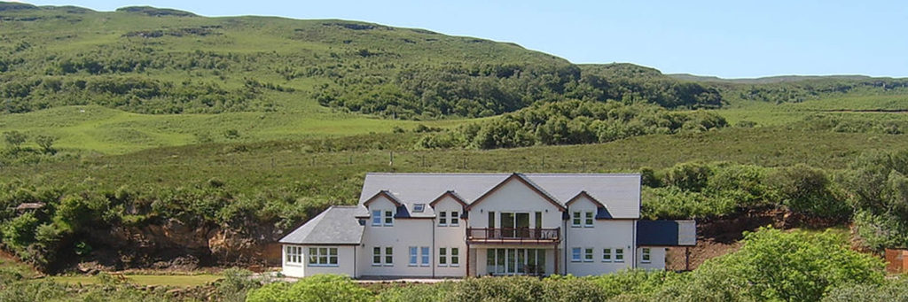 Killoran Luxury Guest House on the Isle of Mull