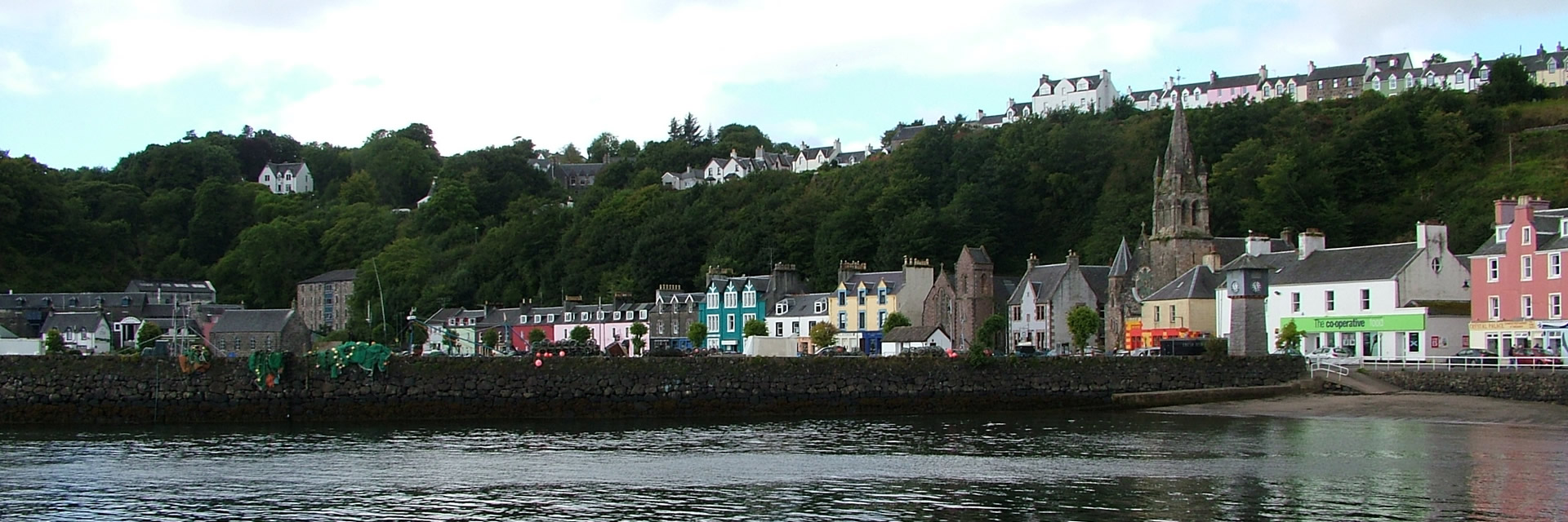 ...Close to Tobermory...
