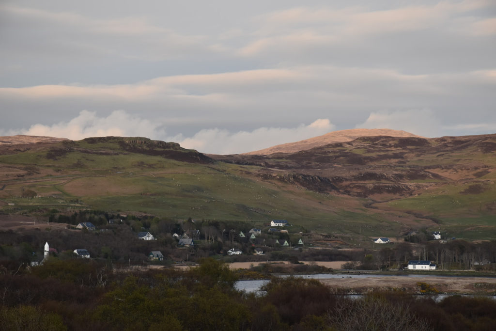 Dervaig From The Balcony