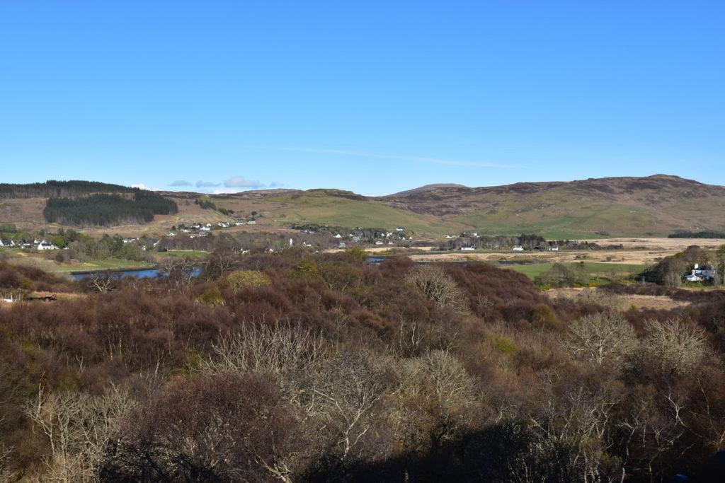 Killoran House Blacony View Over Devaig