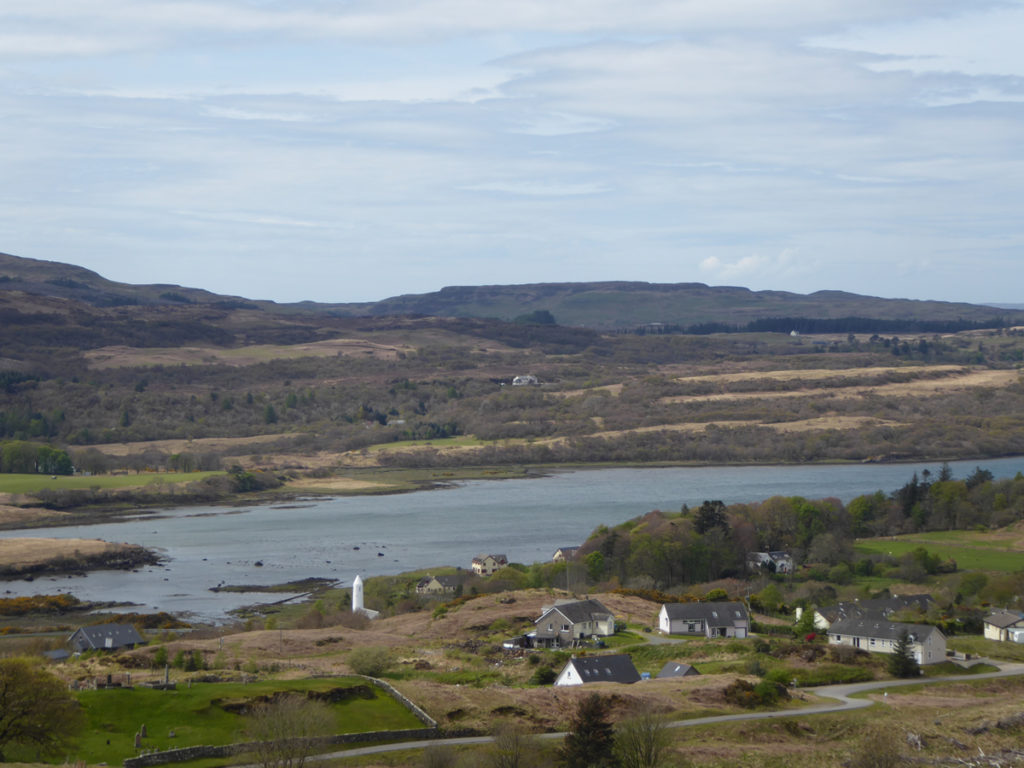 Killoran House From Distance