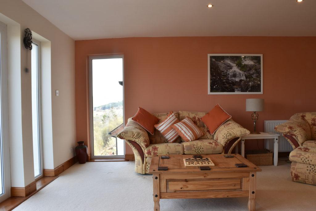 Killoran House Guest Lounge Overlooking Devaig 02