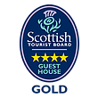 Scottish Tourist Board Four Star Gold Award