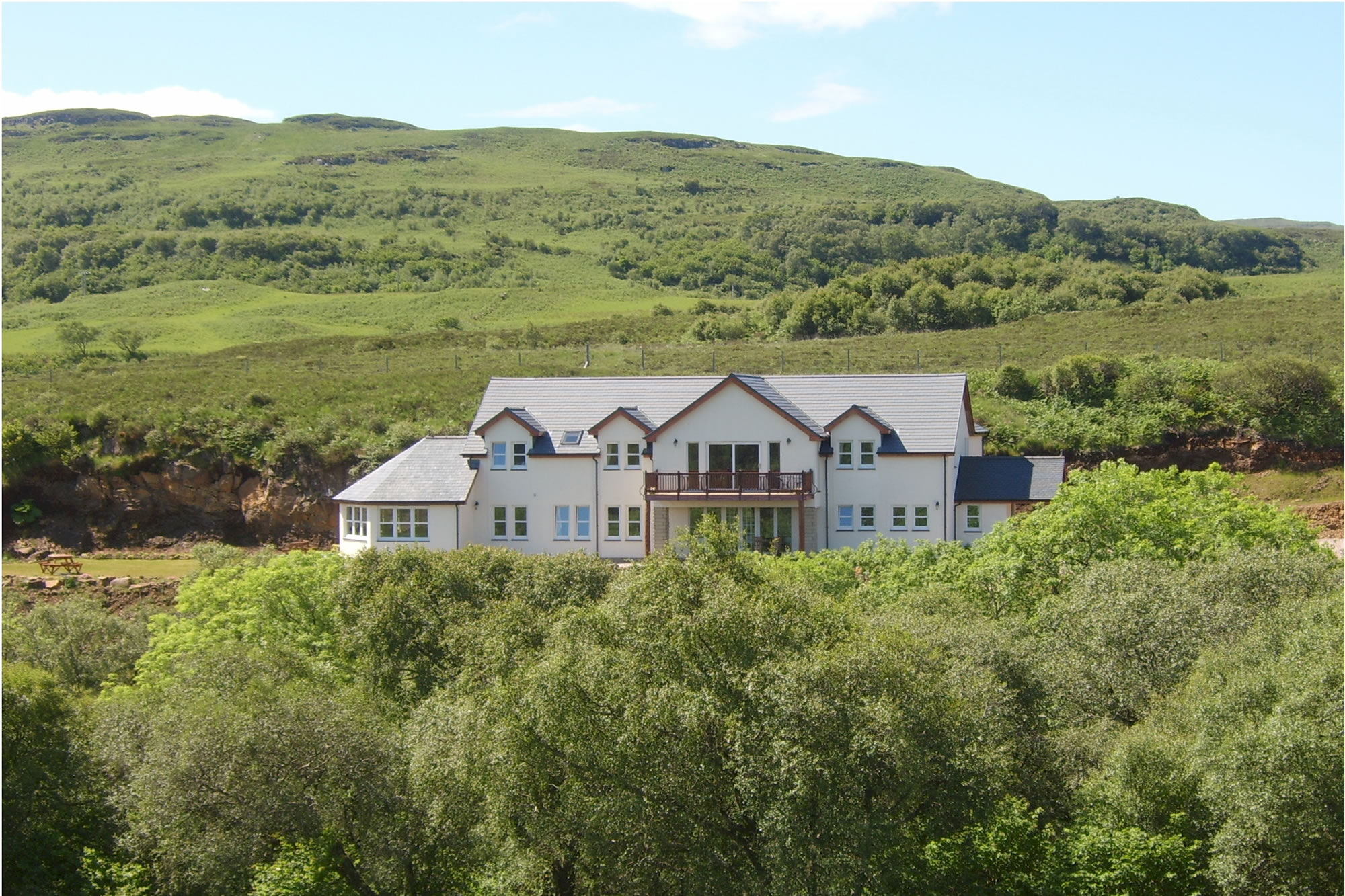Welcome to Killoran House on the Beautiful Isle of Mull!