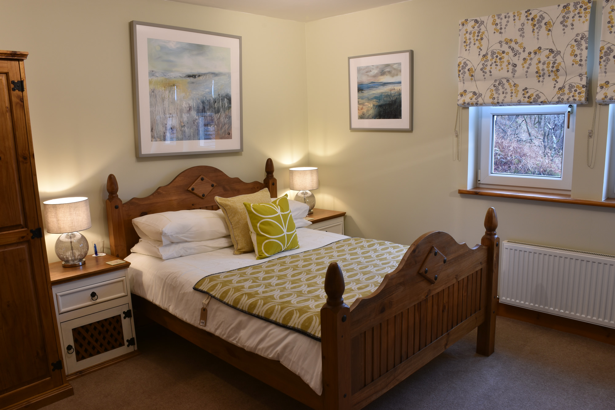 Killoran House Guest Room – Staffa