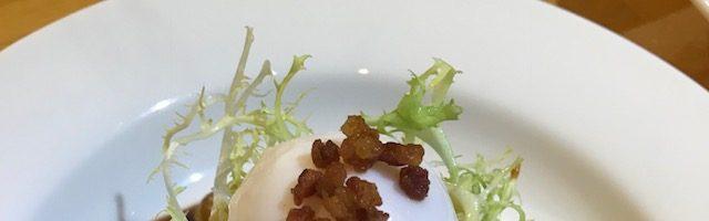 Dinner Menu for 20/09/2018