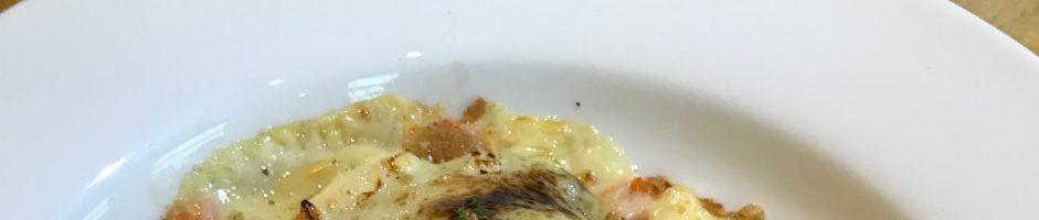 Dinner Menu for 23/05/2019