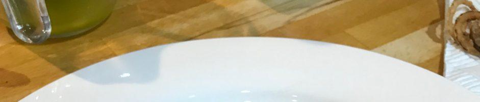 Dinner Menu for 20/06/2019