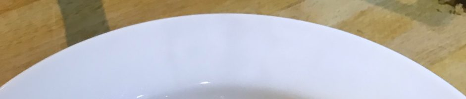 Dinner Menu for 11/09/2019