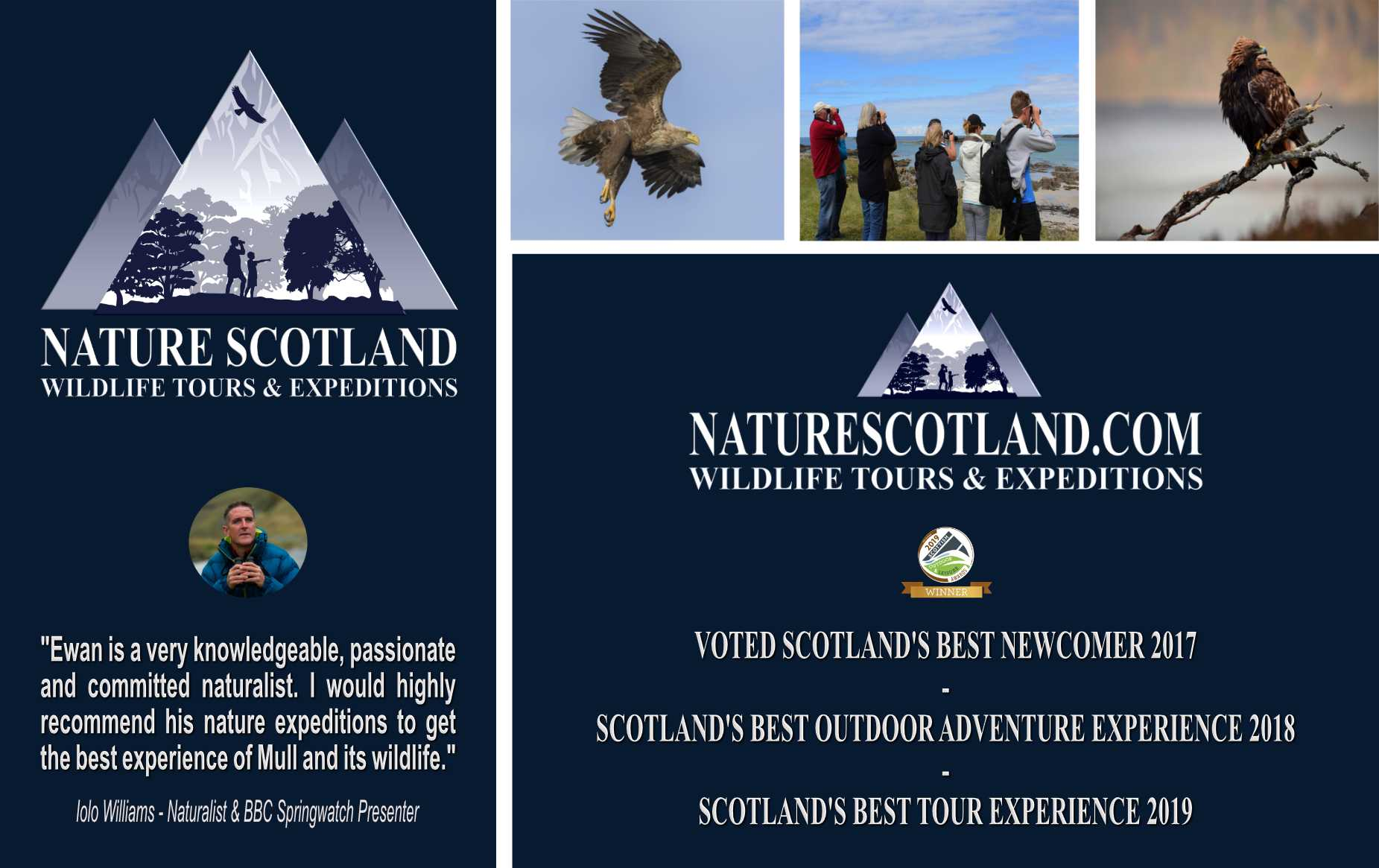 Nature Scotland Header Image
