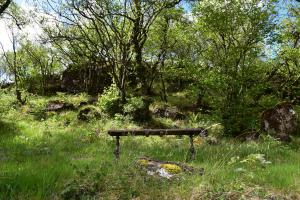 Killoran House Garden Bench