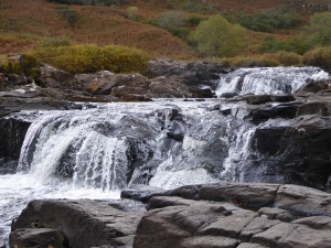 Eas Fors Waterfall (2015)